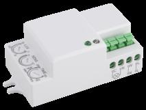 LED geeignet 120° /'/'LX-11UP/'/' weiß McShine Bewegungsmelder McShine
